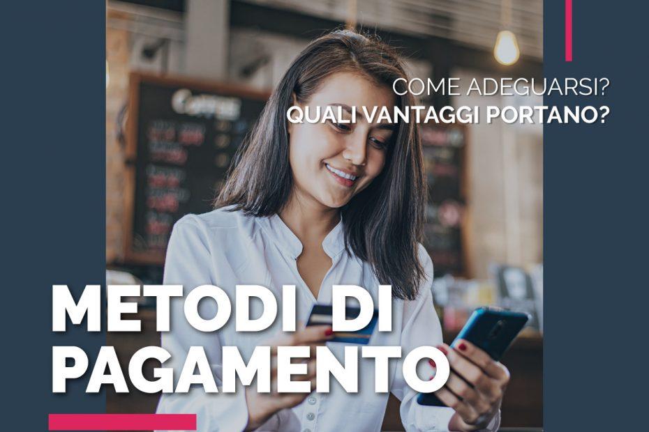 Metodi di pagamento - Blog Aspasia Incoming